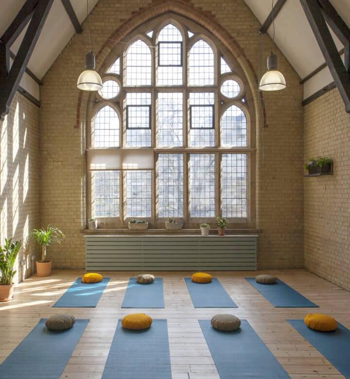 Holly Warren yoga Events